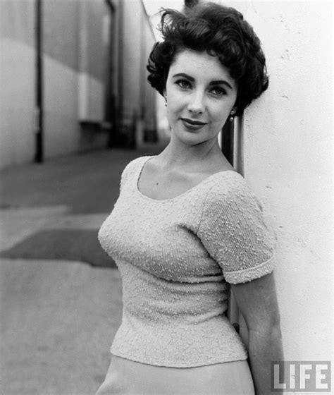 vintage studio photographs of elizabeth taylor jpg 1083x1280