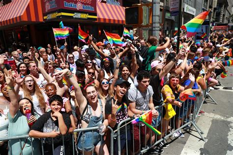 Guide to the gay pride march in nyc time out new york jpg 1280x853